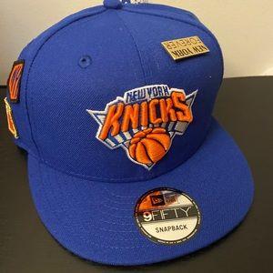 Men's New Era New York Knicks SnapBack NWT